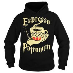 Espresso Patronum!   Harry Potter and Coffee together, what more can you ask for?