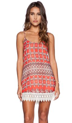 Show Me Your Mumu x REVOLVE Reville Dress in Red Marrakech | REVOLVE