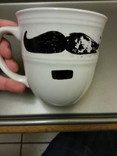 DIY Pinterest Fails: Sharpie Mug