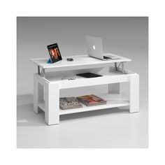 VentaMueblesOnline te ofrece la Mesa Elevable Ambit a un precio más que económico. Comienza a disfrutar de este mueble de diseño en tu casa. ¡Envío Rápido!