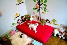 Found on Hellobee.com! montessori bed (3)
