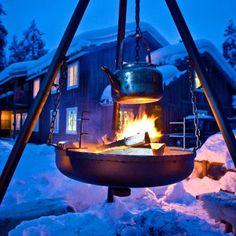 Boutiquehotel Herangtunet: Een stijlvol gastenverblijf op een sprookjesachtige locatie in Noorwegen.
