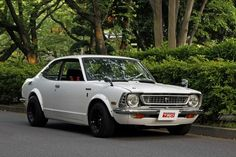 Classic Car News Pics And Videos From Around The World Corolla Ke30, Toyota Corolla, Toyota Cars, Japanese Cars, Nissan Skyline, Jdm Cars, Future Car, Pick Up, Cars Motorcycles