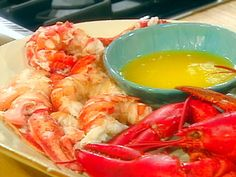Get this all-star, easy-to-follow Boiled Lobsters recipe from Sara's Secrets