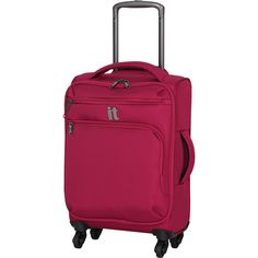 Buy the IT Luggage MegaLite Luggage Collection 22 inch Carry On Expandable Spinner at eBags - Pack your clothing, shoes, toiletries, and other must haves for an overnight trip or a weekend getaw