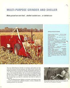 IH 234 Corn Picker
