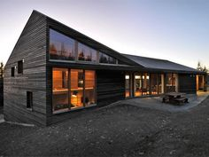 """Private Residence """"Twisted House"""" in Norway by JVA Architects"""