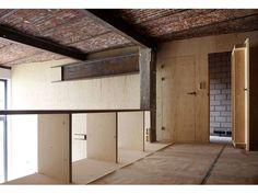 Belgrado loft renovation, Brussels_1