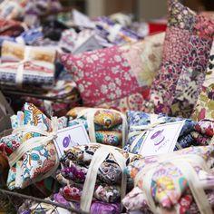 Liberty Art Fabrics, Liberty Of London Fabric, Haberdashery, Fabric Crafts, Linens, Melbourne, Stitching, Gift Wrapping, Cottage