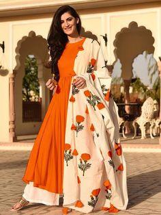 Partywear new Indian ethnic Punjabi Plazzo Suit eid wear Bollywood Salwar Kameez Pakistani Dresses, Indian Dresses, Indian Outfits, Indian Attire, Indian Wear, Indian Party Wear, Yellow Kurti, Casual Dresses, Fashion Dresses