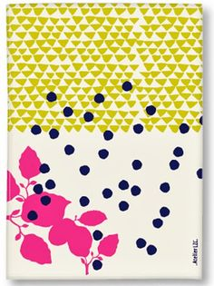 print & pattern: NEW