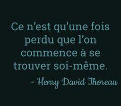 HENRI DAVID THOREAU  |