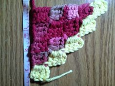 Creekside Crochet: Technical Thursday: C2C Sizing and shape -- making the C2C afghan into a rectangle.