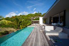 Villa à Saint Barthélémy, #vacances #piscine #location