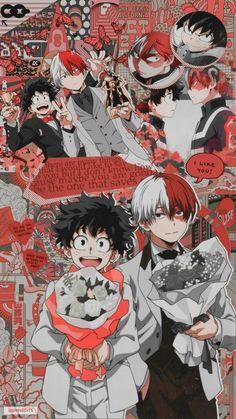 Anime Backgrounds Wallpapers, Anime Wallpaper Phone, Hero Wallpaper, Animes Wallpapers, Cute Wallpapers, Anime Collage, Anime Art, Anime Shop, November Wallpaper