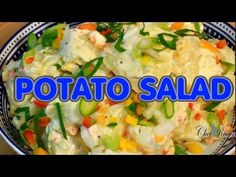 For those who are just simply salad lovers watch this video to see how you can make the Best Potato Salad EVER, Jamaica Way! The post How To Make The Best Ever Potato Salad ! Jamaica Way appeared first on Just-Simply-Me . Curry Recipes, Raw Food Recipes, Vegetable Recipes, Salad Recipes, Cooking Recipes, Healthy Recipes, Potato Recipes, Potato Snacks, Cooking Food