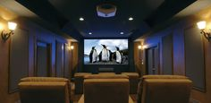 Home theaters projector Loft Conversion - Home Theater - Amanda Michelle - - - Home Theater Lighting, Home Theater Setup, Best Home Theater, Home Theater Speakers, Home Theater Projectors, Home Theater Rooms, Home Theater Design, Home Theater Seating, Cinema Theater