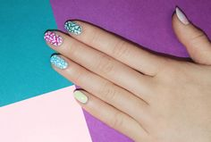 Beauty How-To: Easter Egg Nail Tutorial
