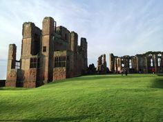 Kenilworth Castle in Kenilworth, Warwickshire