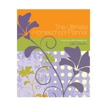 The Ultimate Homeschool Planner by Debra Bell - this is the orange cover design.  -For more info, see: http://shop.apologia.com/books/350-the-ultimate-homeschool-planner.html