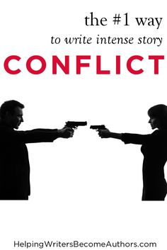 To reach your goal of writing gripping and intense story conflict, you must first learn how to make that conflict matter to readers. Here's how!