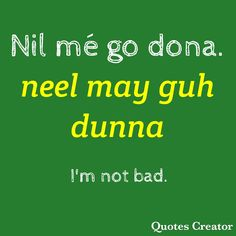 Gaelic Irish, Scottish Gaelic, Irish Pride, Moving To Ireland, Ireland Travel, Irish Jokes, Ireland Culture, Gaelic Words, Learn Languages