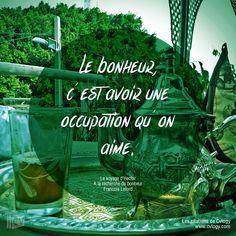 Le #bonheur, c'est avoir une #occupation qu'on aime  #Travail #BonheurauTravail #happyday #happiness #happy #citation #citationdujour #quoteoftheday http://www.cvlogy.com/?utm_content=buffer7b7b1&utm_medium=social&utm_source=pinterest.com&utm_campaign=buffer