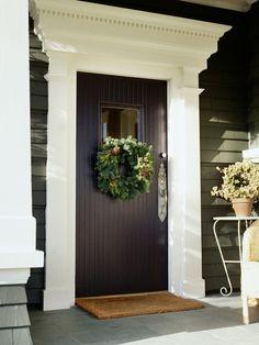 This door is so beautiful.