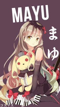 New wallpaper anime girl kawaii Ideas Chica Anime Manga, Manga Girl, Otaku Anime, Anime Chibi, Anime Girl Cute, Kawaii Anime Girl, Anime Art Girl, Anime Girls, Kawaii Art