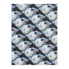 #Baby Pitbull Puppy Fleece Blanket - #pitbull #puppy #dog #dogs #pet #pets #cute #doggie