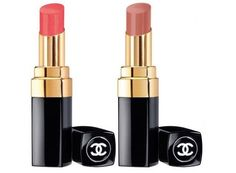 Chanel Méditerranée 2015 Summer Collection - CHanel Coco Shine Lipstick in 517 Intrépide, 508 Insoumise