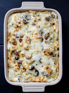 Cheesy Brussels Sprout Lasagna | 19 Lasagna Recipes That Will Change Your Life