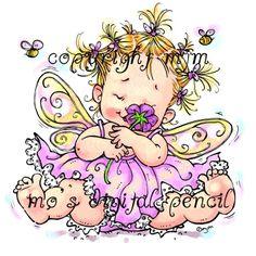 Mo's Digital Pencil - Baby Fairy Flora (redux), $3.00 (http://www.mosdigitalpencil.com/baby-fairy-flora-redux/)