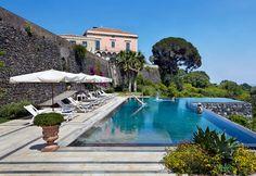 Excursions: Rocca delle Tre Contrade, Siciliy   Traditional Home