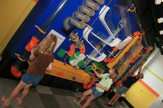 The Kirby Science Discovery Center offers an incredible array of fun and educational activities! It features more than 100 excititng hands-on exhibits for all ages, as well as live science demonstrations and a touchable tornado. Admission gets you entrance to the Kirby Science Discovery Centerand UNLIMITED films in the Wells Fargo CineDome.