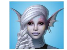 Big, spiny, pierced fish ears for your mermaids :) (Altho they're also pretty good dragon ears with the right skintone! Mapped to the cheek/brown bone area. The Sims, Sims 4 Teen, Sims 4 Toddler, Sims 4 Cas, Sims 4 Game Mods, Sims Mods, Cas Supernatural, Sims 4 Anime, Sims 4 Mm Cc