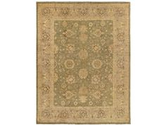 Brand: Kravet Carpet, SKU: Arra-Fern, Category: , Color(s):  Origin: Pakistan;  Content: Wool; Quality: Hand Knotted, 100 Knot CT.