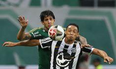 Victor Ramos - Palmeiras 1x0 Santos - Allianz Parque - Campeonato Paulista (Final) 26/04/2015