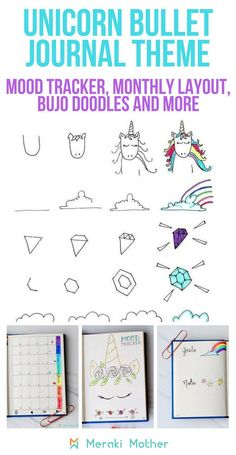 June is looking pretty magical with the Unicorn Bullet Journal Theme! Once upon a time I used to make unicorn headbands for a living. I love unicorns and anything to do with them; all the magic…More Bullet Journal Index Page, Bullet Journal For Beginners, Bullet Journal Hacks, Bullet Journal Printables, Bullet Journal How To Start A, Bullet Journal Layout, Bullet Journal Ideas Pages, Bullet Journal Inspiration, Bullet Journals