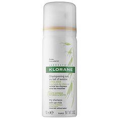 Klorane - Dry Shampoo with Oat Milk #sephora