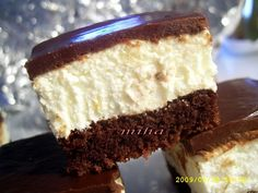 Prajitura Krem a la Krem - prajitura cu budinca preparata la rece Köstliche Desserts, Sweets Recipes, Cookie Recipes, Delicious Desserts, Romanian Desserts, Sweet Tarts, Pastry Cake, Dessert Drinks, Eat Dessert First