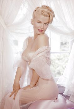 Pat Sheehan, 1958 She was Playboy magazine's Playmate of the Month for its October 1958 issue