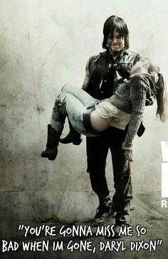 Beth and Daryl... The Walking Dead