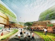 Residential Living with Urban Farming-05