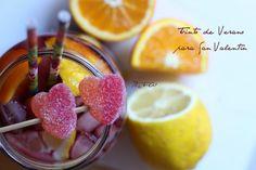 Merienda para San Valentín