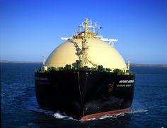LNG, Dead ahead