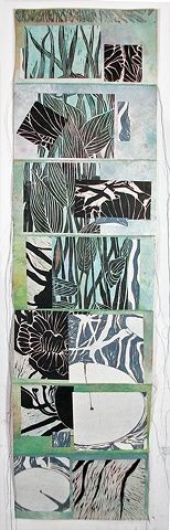 "Lino Carving /Linocut "" by Printmaker Kristin Reiber Harris , Lino, Linoleum… Wood Engraving, Art Portfolio, Art Sketchbook, Art Techniques, Art Lessons, Printmaking, Paper Art, Book Art, Art Projects"