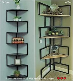 flexible furniture creativity for simple diy home decor Welded Furniture, Iron Furniture, Home Decor Furniture, Furniture Makeover, Furniture Design, Home Decor Shelves, Home Decor Kitchen, Cheap Home Decor, Diy Home Decor