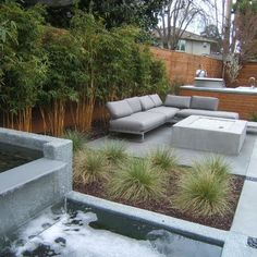San Francisco Home Bamboo Fences Design, Pictures, Remodel, Decor and Ideas