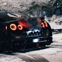 Nissan GTR R35  @gangstergang